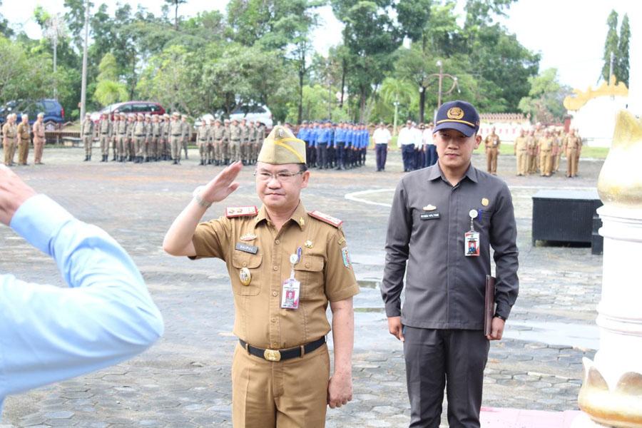 Sekdakab Way Kanan Instruksikan SKPD Tetap Fokus Kejar Penghargaan Adipura